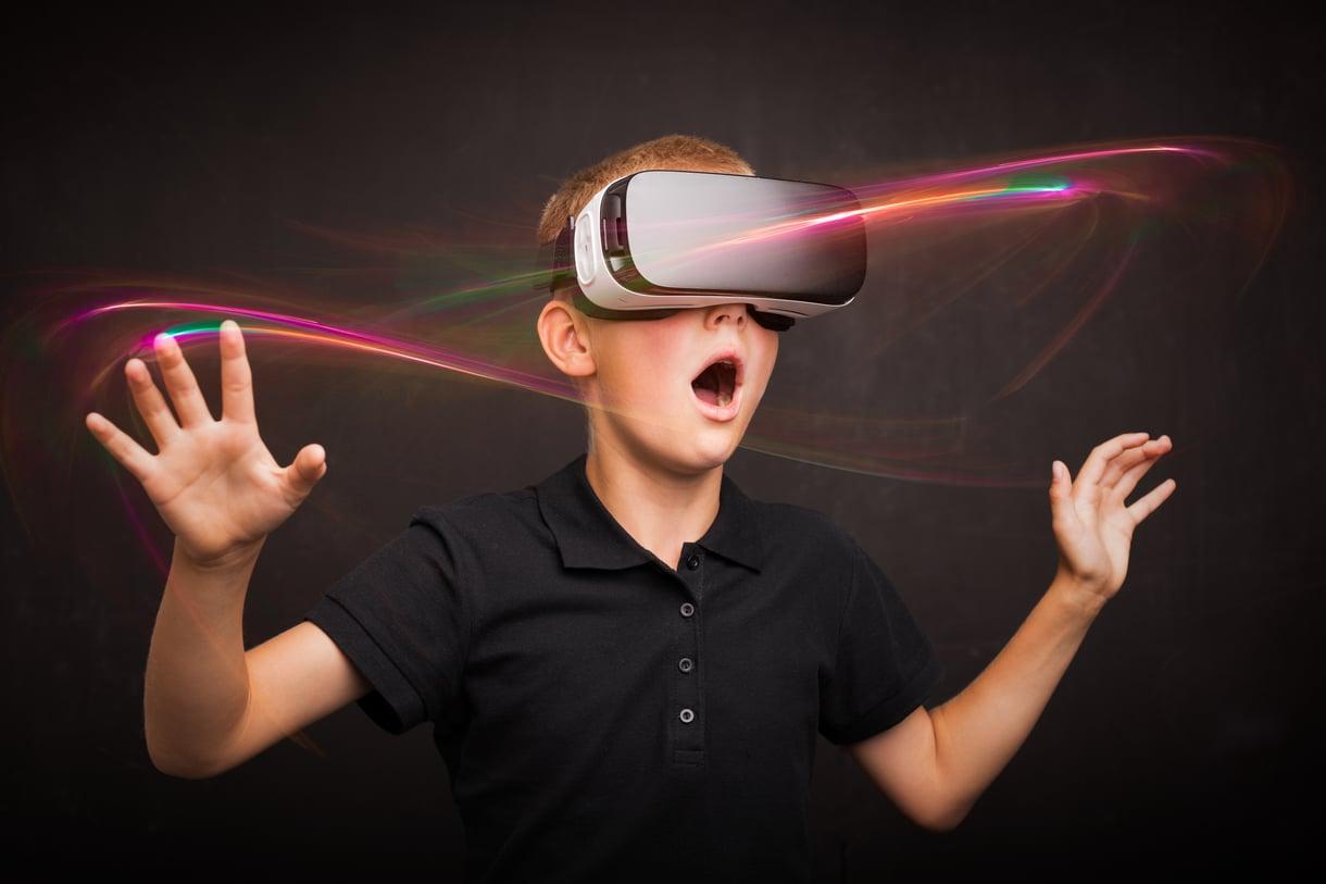 curso en línea uso de la realidad virtual en psicología infanto juvenil