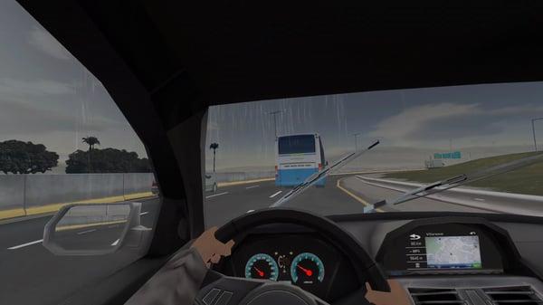 Entorno Psious Miedo a Conducir