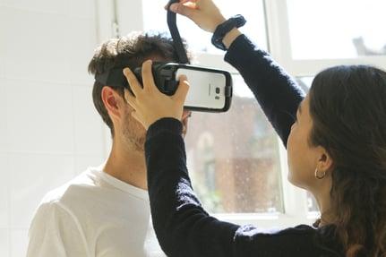 Realidad Virtual Psicología