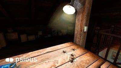 Miedo Animales Arañas Aracnofobia Psious