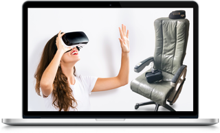 Psious virtual reality glasses will help you overcome your fear of flying