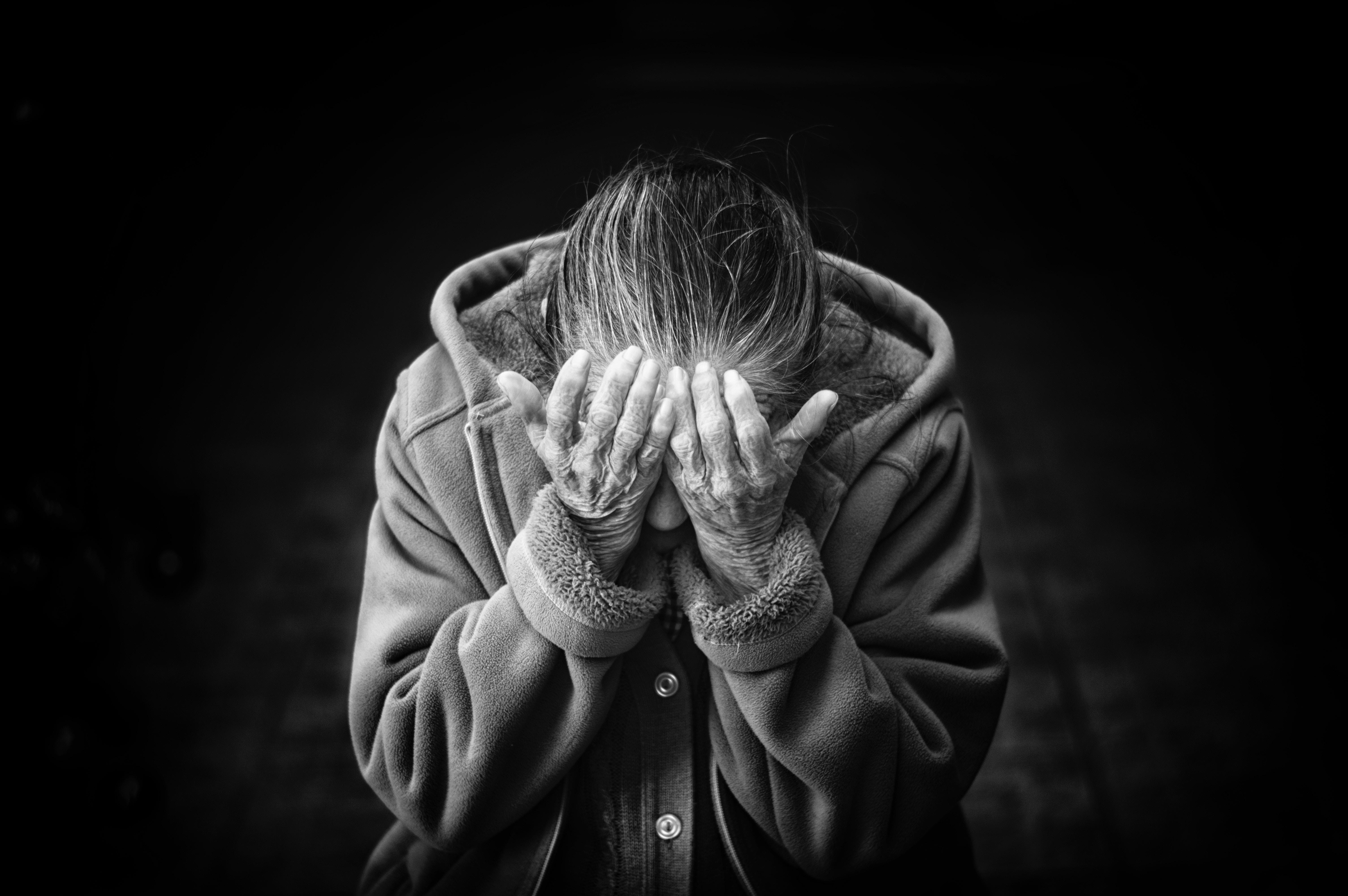 Depresión Salud Mental Tristeza