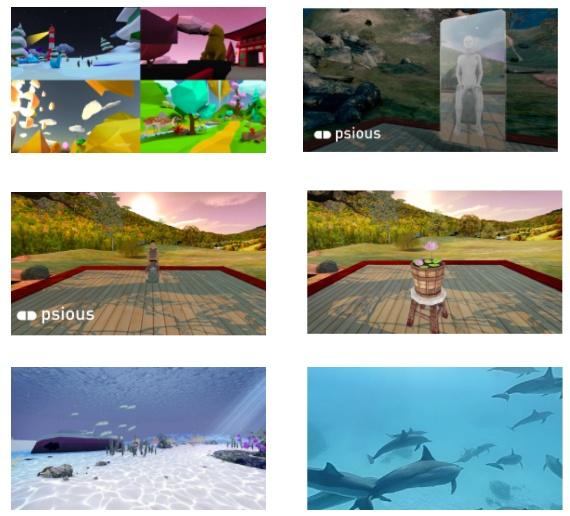 curso Realidad Virtual con niños entornos2