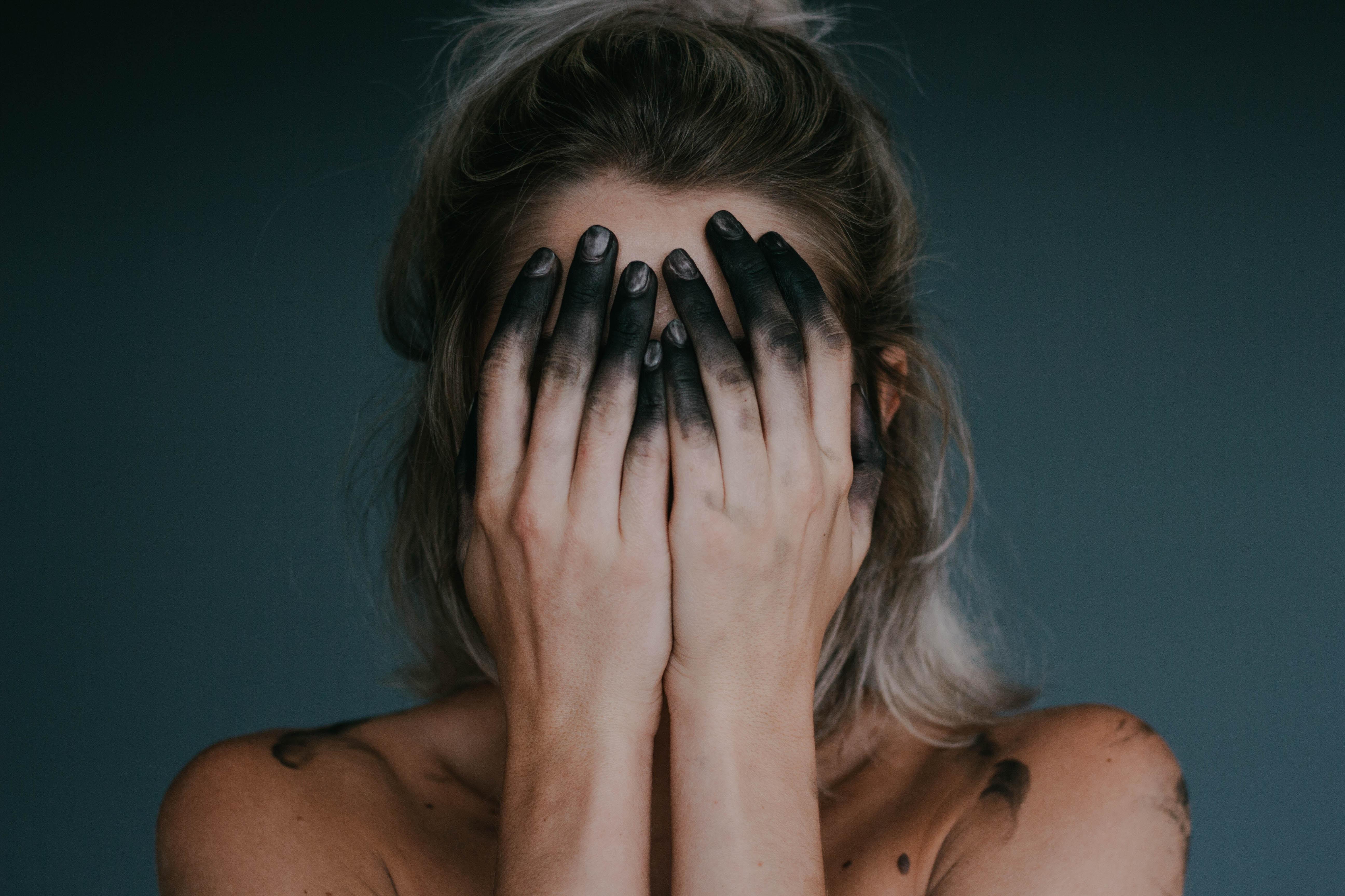 Depresión Salud Mental Triste Melancolía