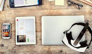 Realidad Virtual Trabajo Estudiar