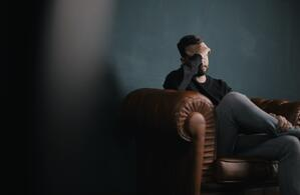 Depresión Salud Mental Triste