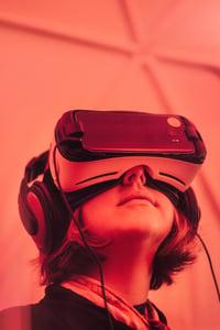 Realidad Virtual Gafas