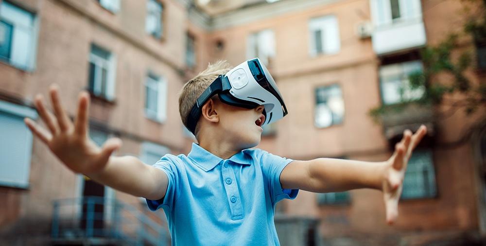curso Realidad Virtual con niños