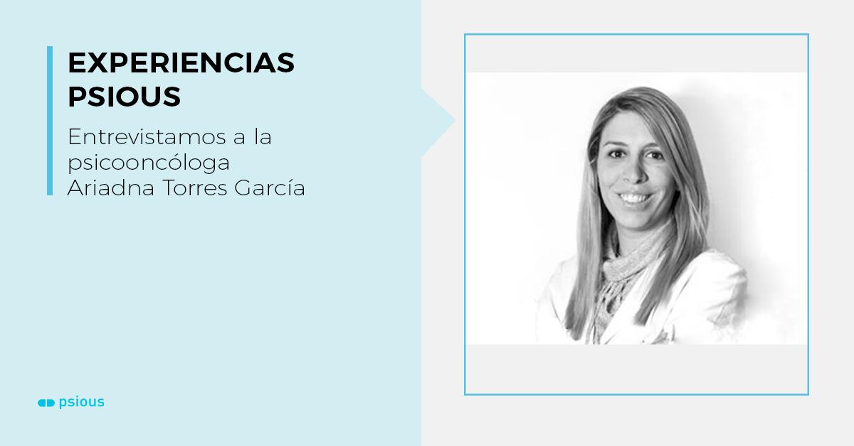 entrevista Ariadna Torres