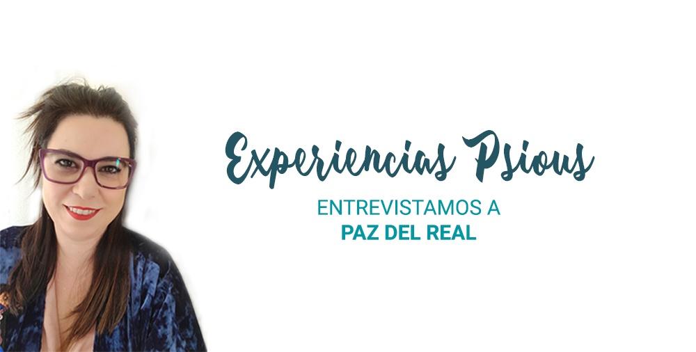 experiencias Psious con Paz del Real