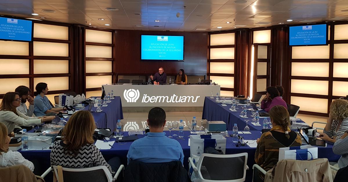 ibermutuamur colabora con psious